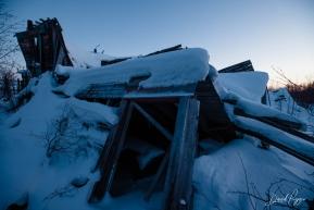 Iditarod Ruins