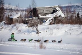 Ryan Redington into Iditarod