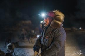 Aaron Burmeister Navigates the Trail