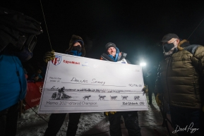 Iditarod 49 Champion