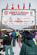 Wade Marrs at the Finish Line