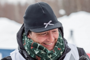 Ryan Redington at the Finish Line