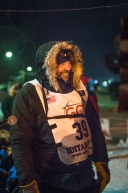 Rookie Tom Frode Johansen, of Furuflaten, Norway Finished in Nome in 19th place in the 2020 Iditarod, March 19th, 2020.