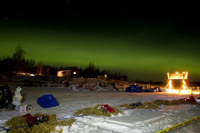 Checkpoint: Iditarod