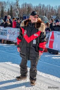 Greg at the 2014 Restart