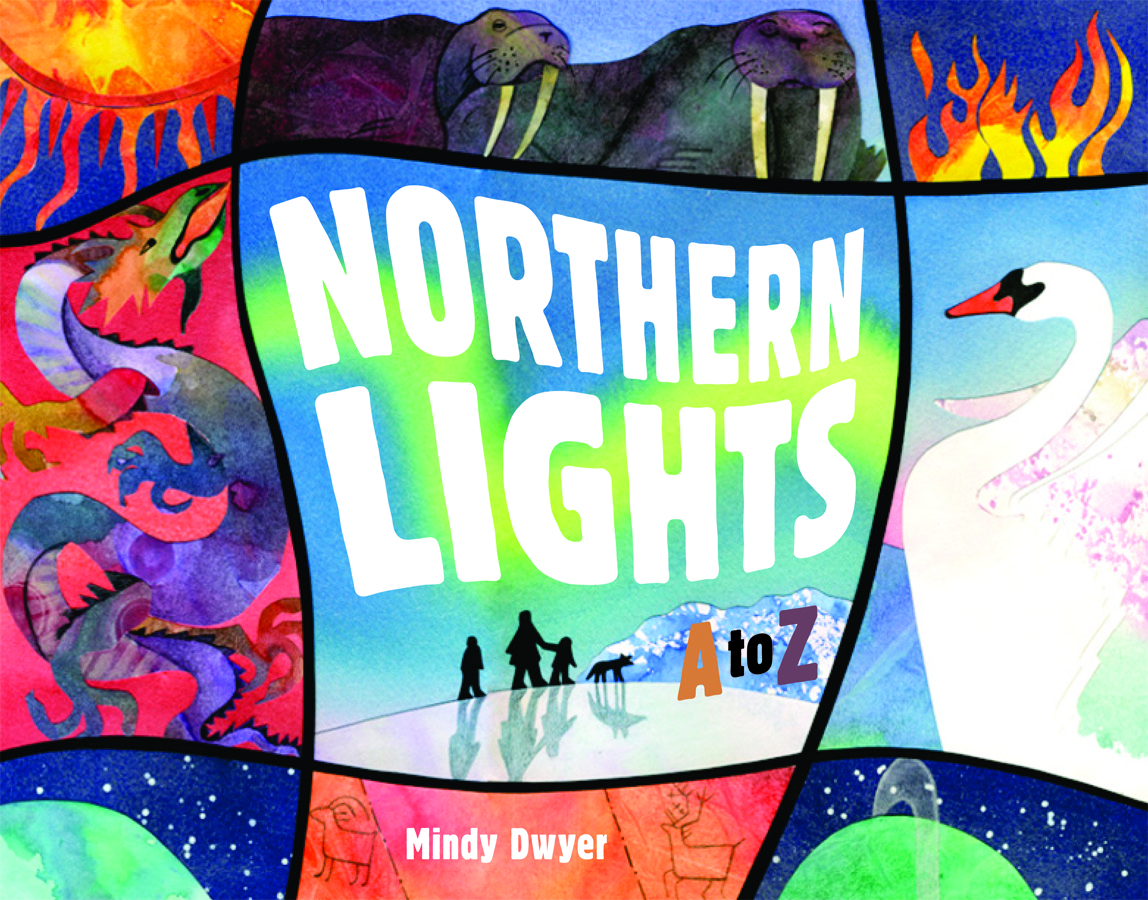 Northern Lights A to Z cover
