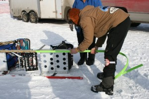 changing sled runner plastic #2 2010