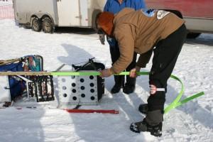 changing sled runner plastic #2 2010