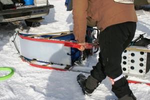 changing sled runner plastic2010