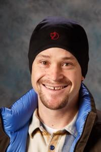 2016 Iditarod Rookie portrait Dougherty-Larry-2016